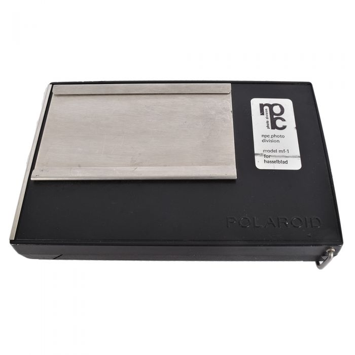 NPC MF-1 Polaroid Back for Hasselblad V System (Metal Clip)