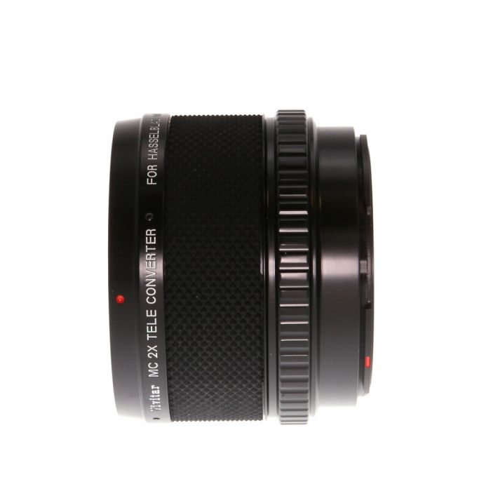 Vivitar 2X Teleconverter for Hasselblad