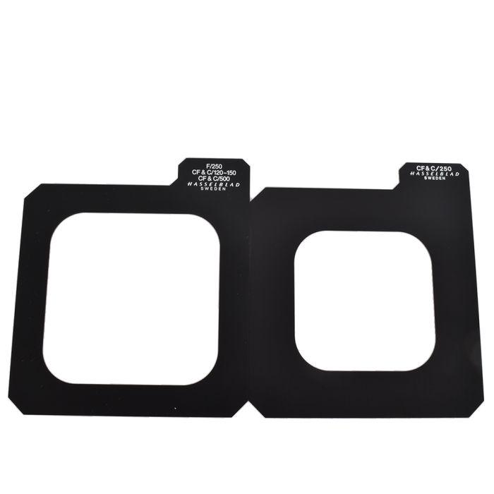 Hasselblad Mask Set (2) Late Pro Shade