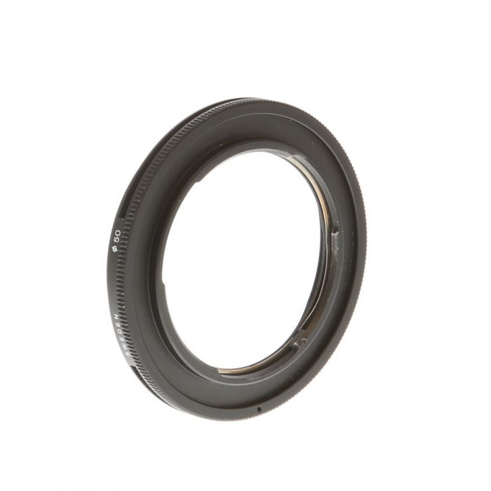 Hasselblad Mount Ring B50 #40320 (Early Pro Shade)