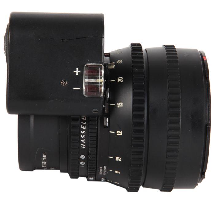 Hasselblad 150mm F/4 Auto Diaphragm C T* Lens For Hasselblad 500 EL/ELM Series (V System) {Bayonet 50}