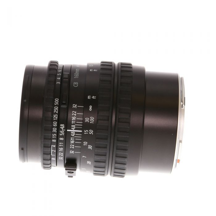 Hasselblad 160mm F/4.8 CB T* Lens For Hasselblad 500 Series (V System) {Bayonet 60}