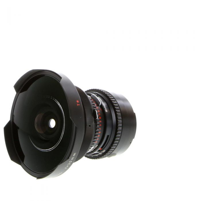 Hasselblad 30mm F/3.5 C T* Black Lens with Neutral Filter, For Hasselblad 500 Series (V System)
