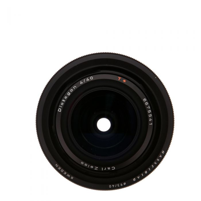 Hasselblad 40mm F/4 CF T* FLE Lens For Hasselblad 500 Series (V System) {93}