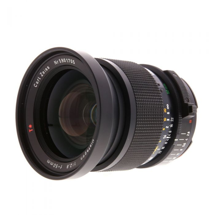 Hasselblad 50mm F/2.8 F T* Lens For Hasselblad 200/2000 Series {93}