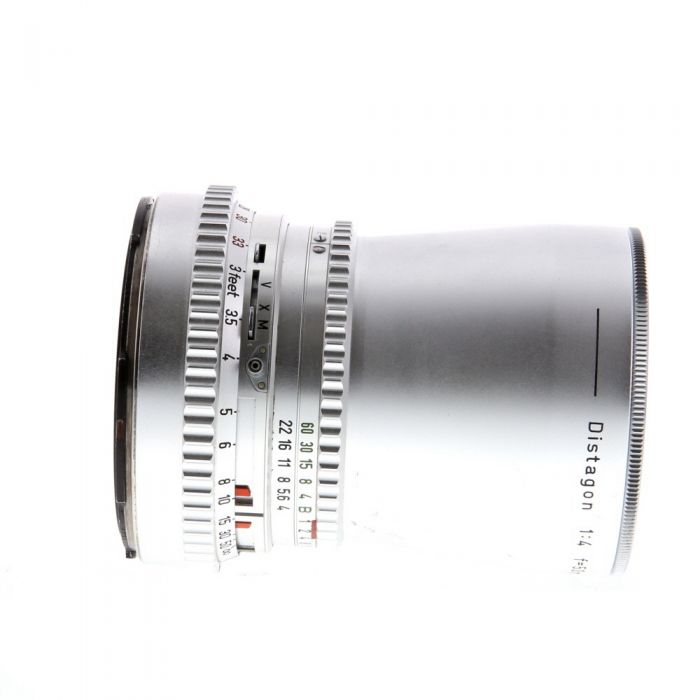 Hasselblad 50mm F/4 C Chrome Lens For Hasselblad 500 Series (V System) {63}