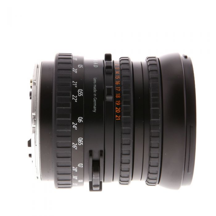 Hasselblad 50mm F/4 CFi T* FLE Lens For Hasselblad 500 Series (V System) {Bayonet 70}