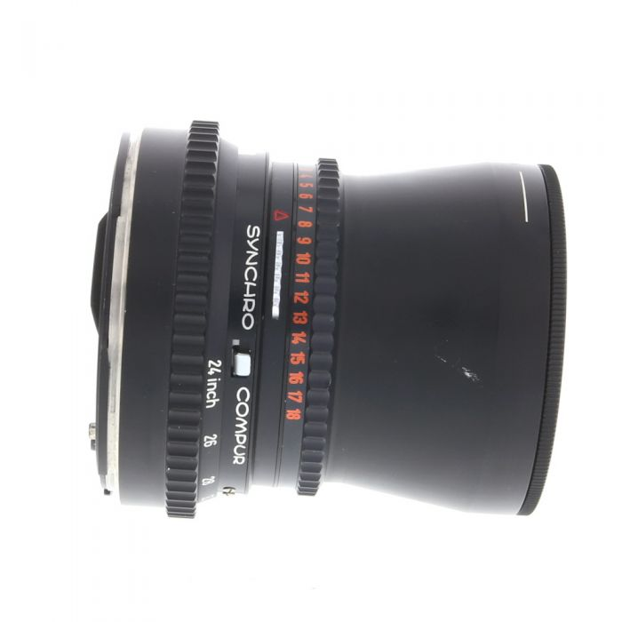Hasselblad 60mm F/3.5 C T* Black Lens For Hasselblad 500 Series (V System) {63}