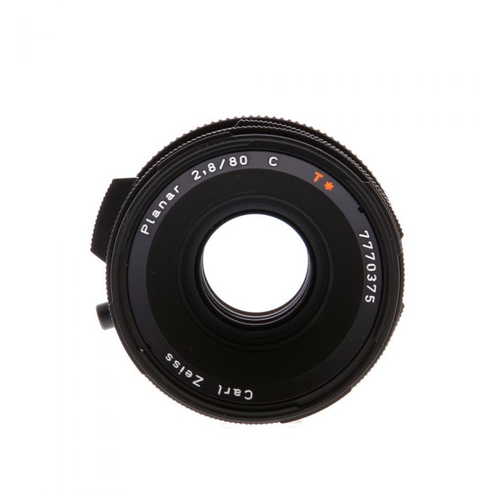 Hasselblad 80mm F/2.8 CB T* Lens For Hasselblad 500 Series (V System) {Bayonet 60}