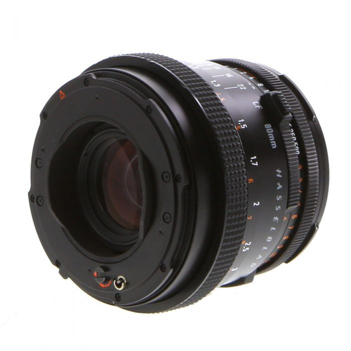 Hasselblad 80mm F/2.8 CF T* Lens For Hasselblad 500 Series (V System) {Bayonet 60}