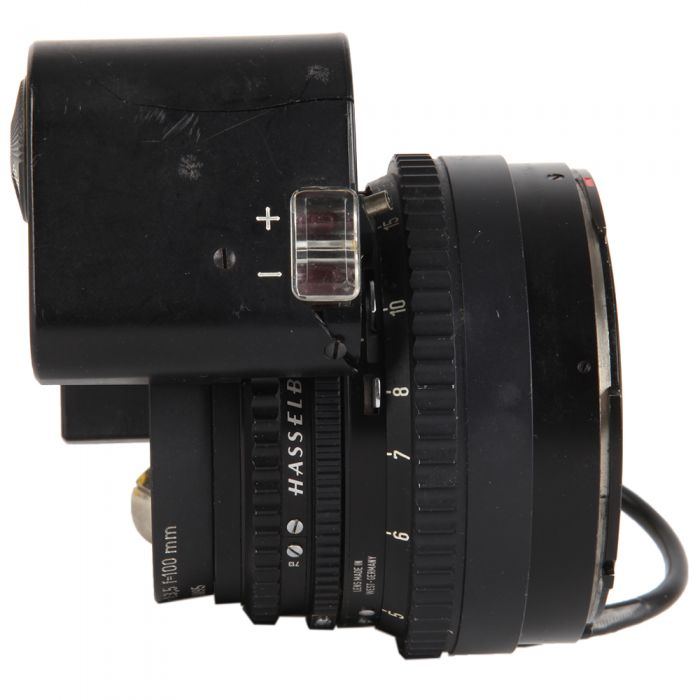 Hasselblad 100mm F/3.5 Auto Diaphragm C T* Lens For Hasselblad 500 Series (V System) {Bayonet 50}