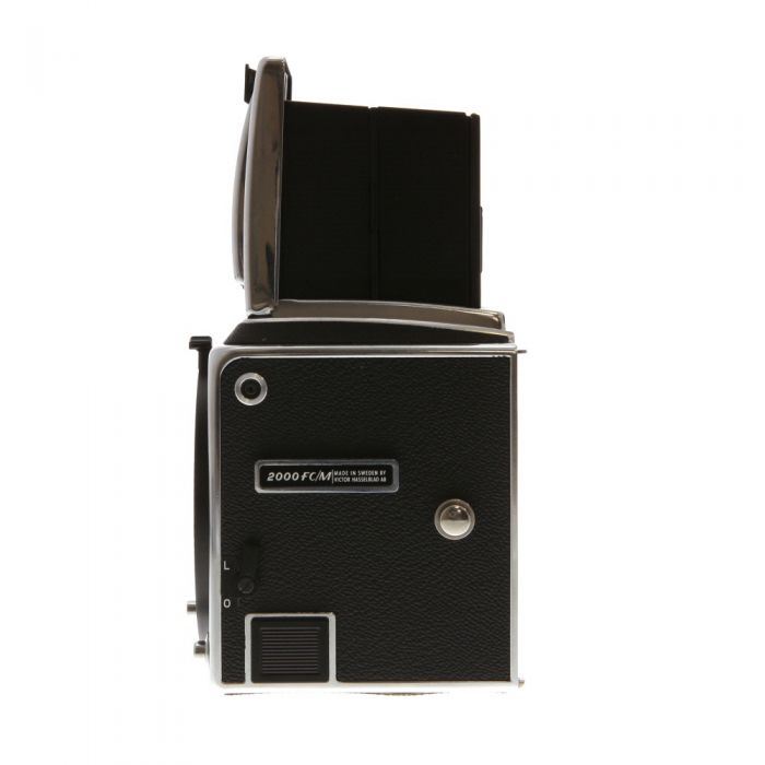 Hasselblad 2000FCM Medium Format Camera Body, Chrome