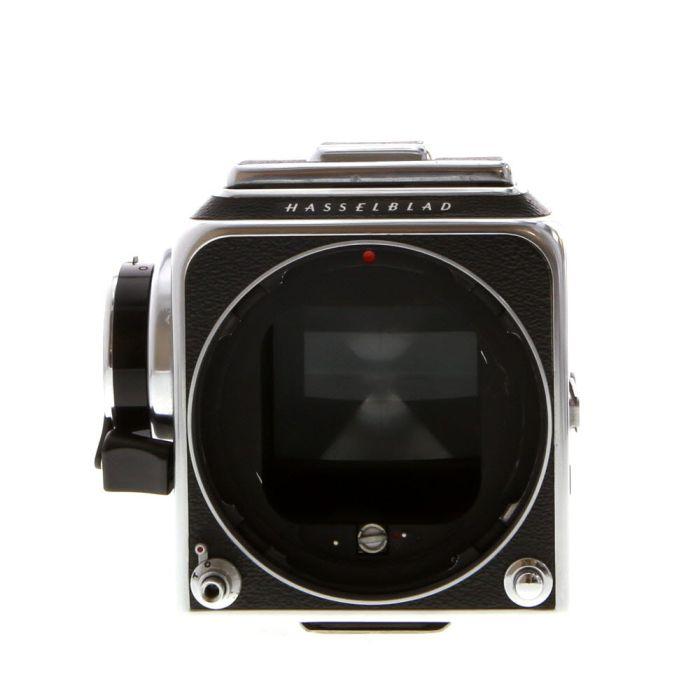 Hasselblad 500C Medium Format Camera Body, Chrome