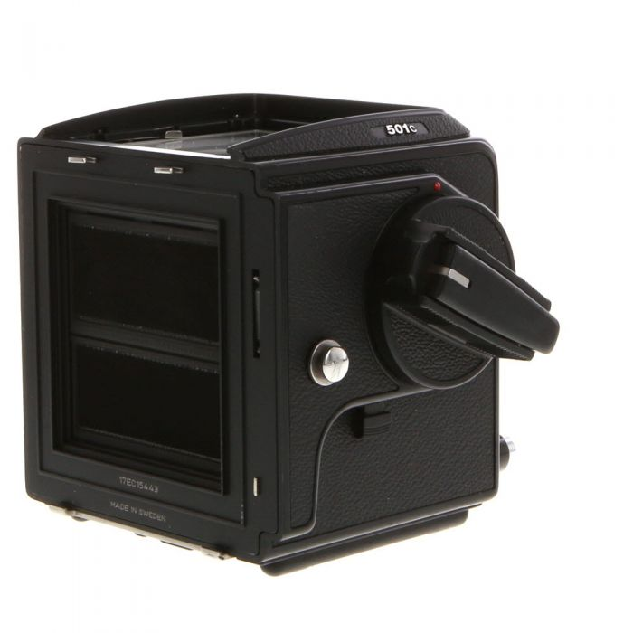 Hasselblad 501C Medium Format Camera Body, Black