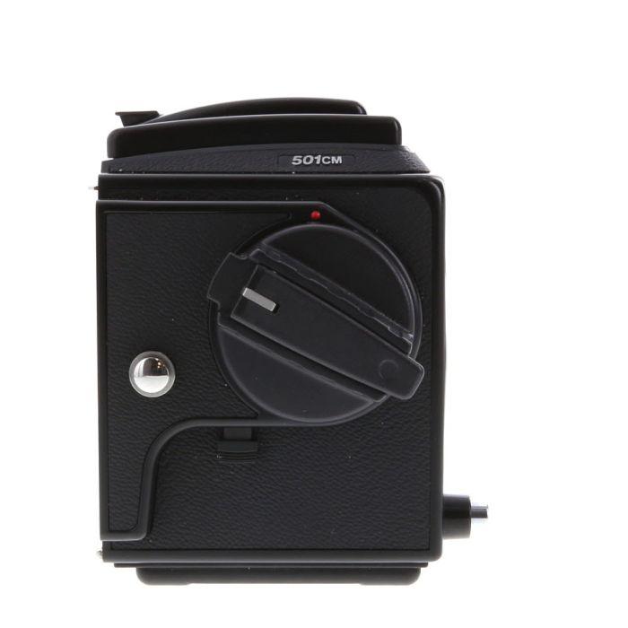 ZZ** do not use Hasselblad 501CM Medium Format Camera Body, Black