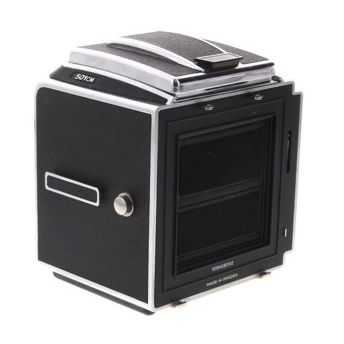 ZZ** do not use Hasselblad 501CM Medium Format Camera Body, Chrome