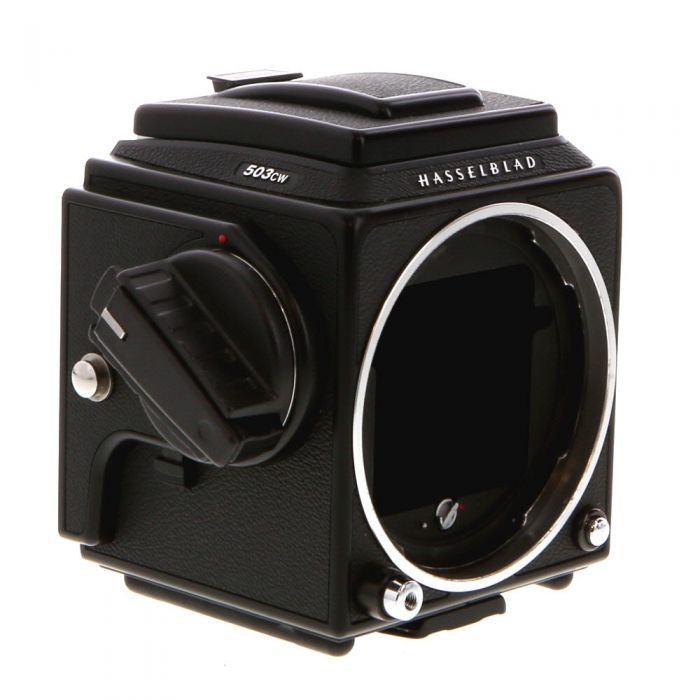 Hasselblad 503CW Medium Format Camera Body, Black
