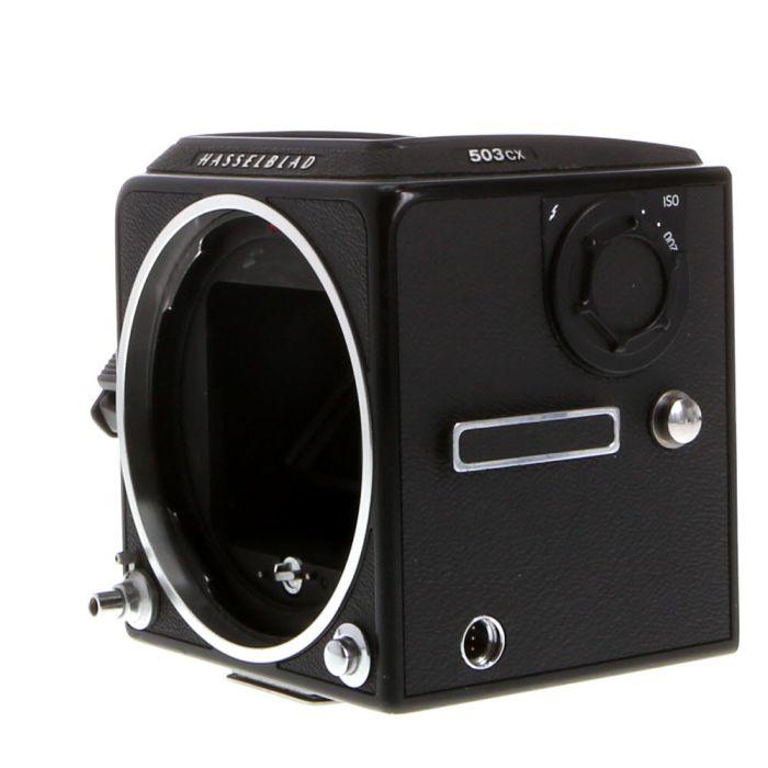 Hasselblad 503CX Medium Format Camera Body, Black