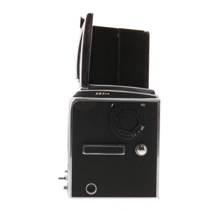 Hasselblad 503CX Medium Format Camera Body, Chrome