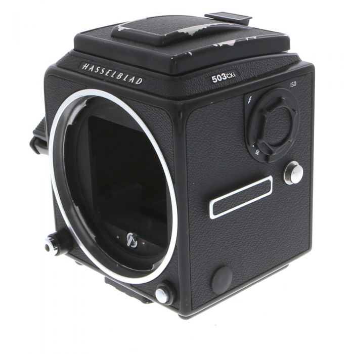 Hasselblad 503CXI Medium Format Camera Body, Black