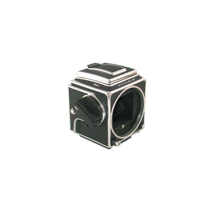 Hasselblad 503CXI Medium Format Camera Body, Chrome