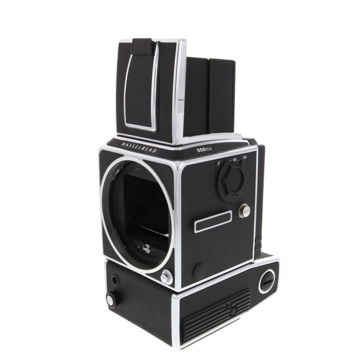 Hasselblad 553ELX Medium Format Camera Body, Chrome