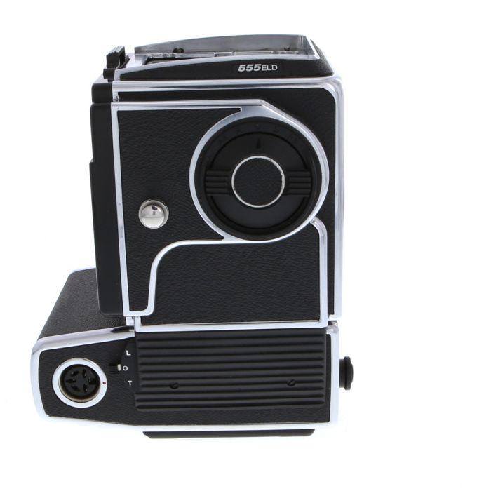 Hasselblad 555ELD Medium Format Camera Body, Chrome