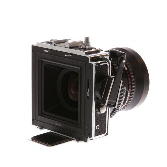 Hasselblad Super Wide C Medium Format Camera with 38mm f/4.5 Biogon, Black