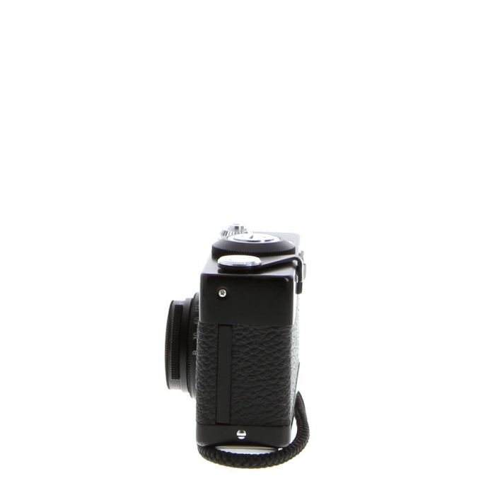 Rollei 35 LED 40mm f/3.5 Triotar Camera, Singapore, Black {24}