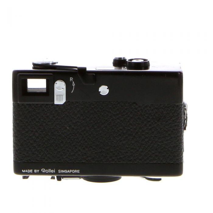 Rollei 35S 40mm f/2.8 Sonnar HFT Camera, Singapore, Black {30.5}