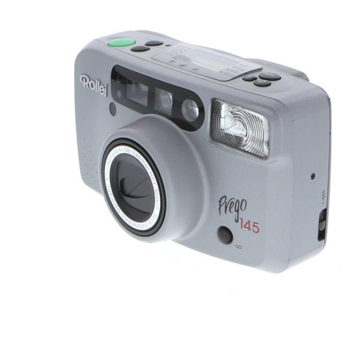 Rollei Prego 145 Camera