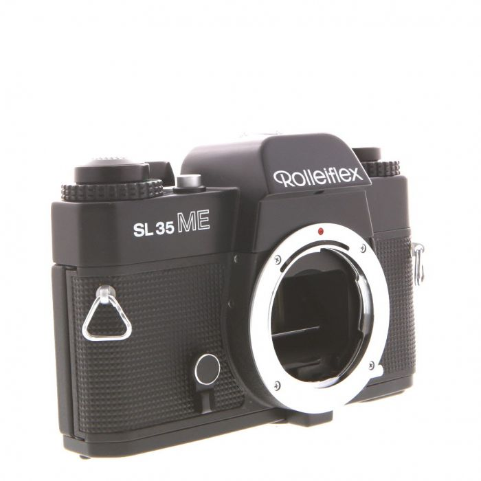Rollei Rolleiflex SL35ME Black 35mm Camera Body