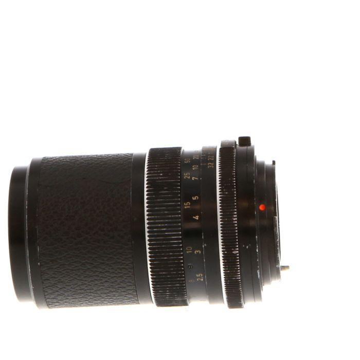 Rollei 135mm F/4 Tele-Tessar 1 Pin Lens {49}