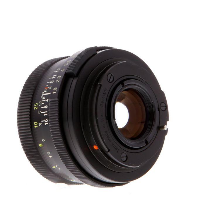 Rollei 50mm F/1.8 Planar 1 Pin Lens {49}