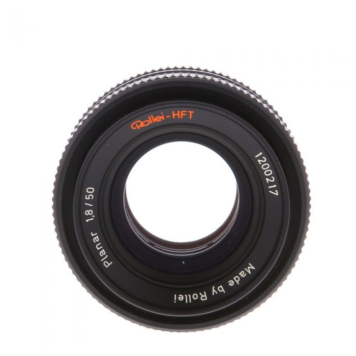 Rollei 50mm F/1.8 Planar HFT 2 Pin (Singapore) Lens {49}