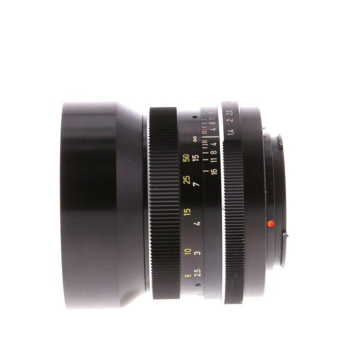 Rollei 85mm F/1.4 Planar HFT 2 Pin Lens {67}