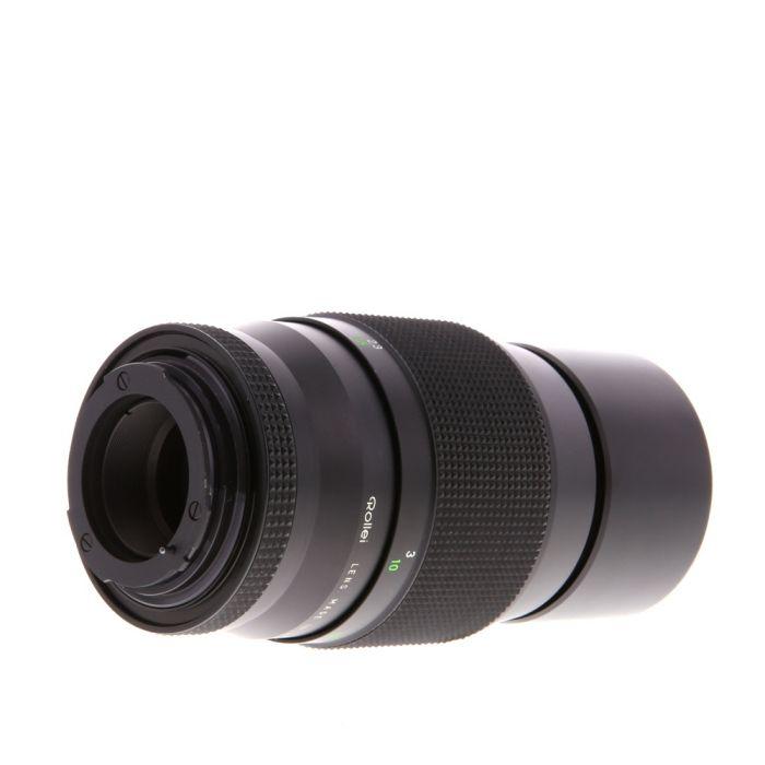 Rollei 200mm F/3.5 Rolleinar MC 3 Pin Lens {58}