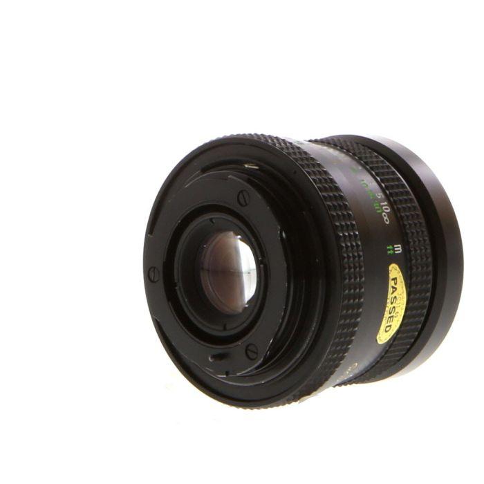 Rollei 28mm F/2.8 Rolleinar-MC 3-Pin Lens {58}