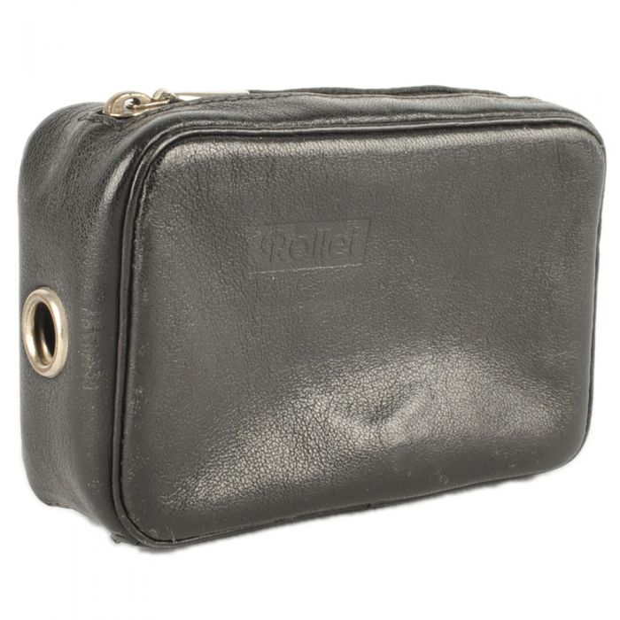 Rollei 35 Leather Black Case