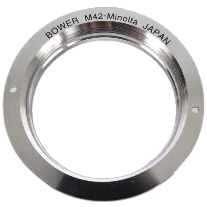 Mount Adapter Pentax Screw Mount Lenses To Minolta SR Mount Bodies