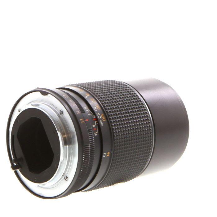 Konica 135mm F/3.2 Hexanon EE AR Mount Lens {55}