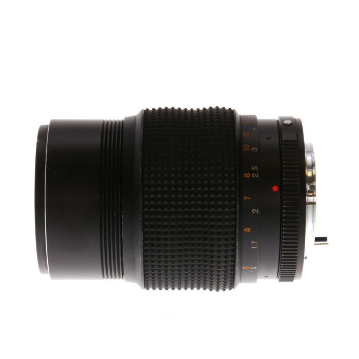 Konica 135mm F/3.5 Hexar AE AR Mount{55} Lens