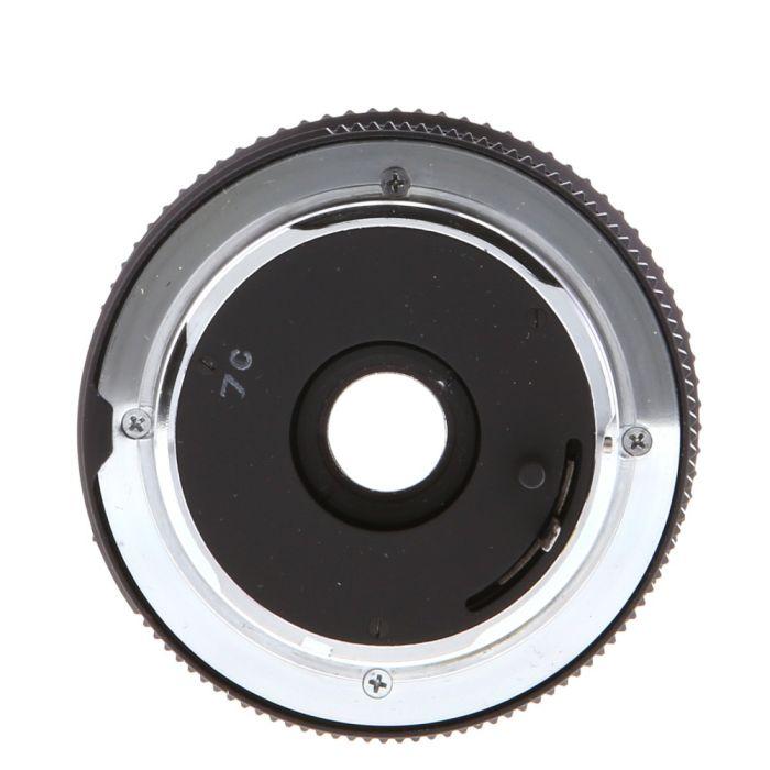 Konica 28mm F/3.5 Hexanon AE (F/16) AR Mount Lens {55}