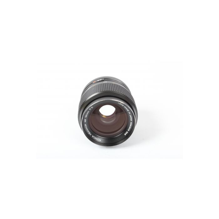 Konica 35mm F/2 Hexanon AE AR Mount Lens {55}