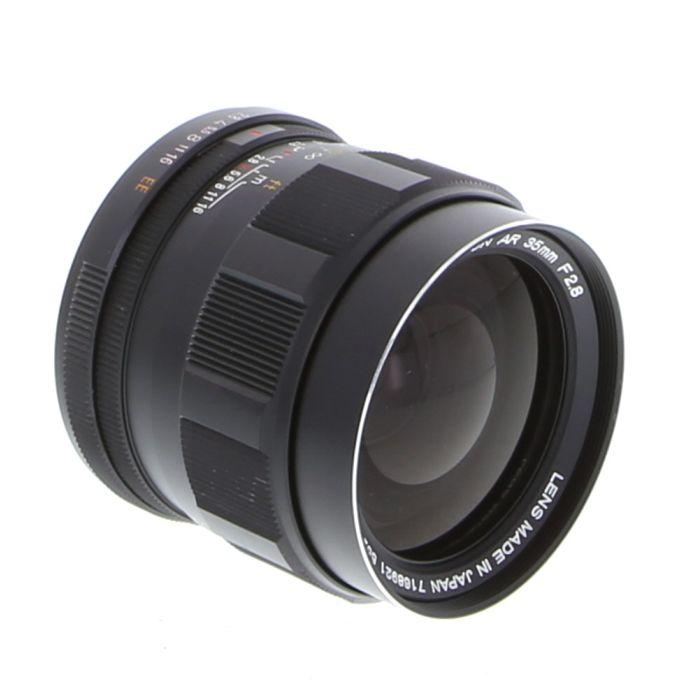 Konica 35mm F/2.8 Hexanon EE AR Mount Lens {55}