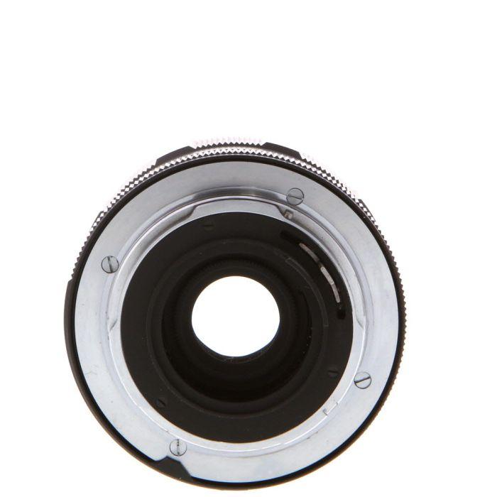 Konica 35mm F/2.8 Hexanon EE Chrome Ring AR Mount Lens {55}