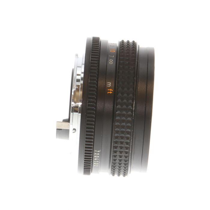 Konica 40mm F/1.8 Hexanon AE AR Mount Lens {55}