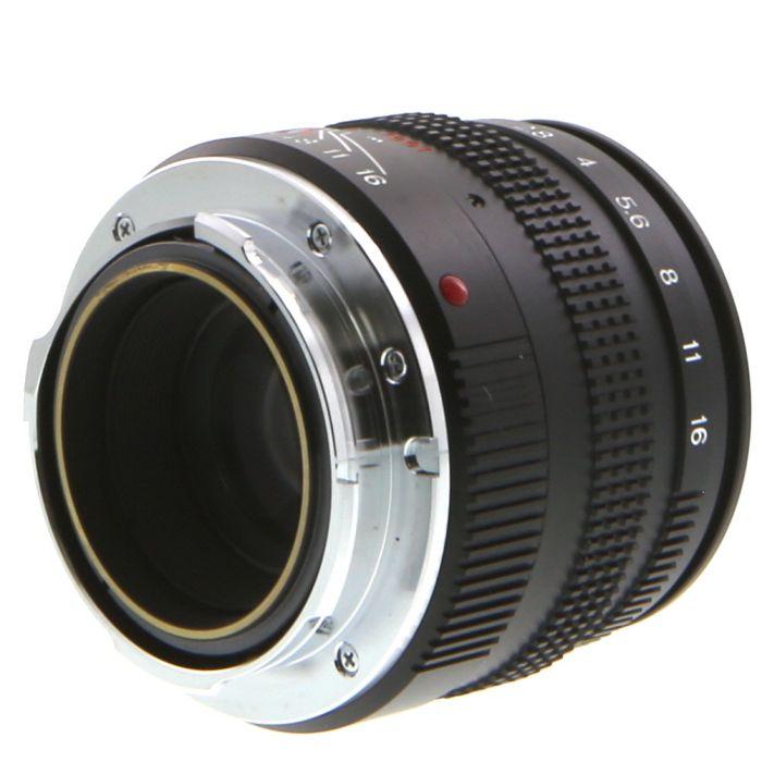 Konica 50mm F/2 M-Hexanon Lens For Hexar RF {40.5}