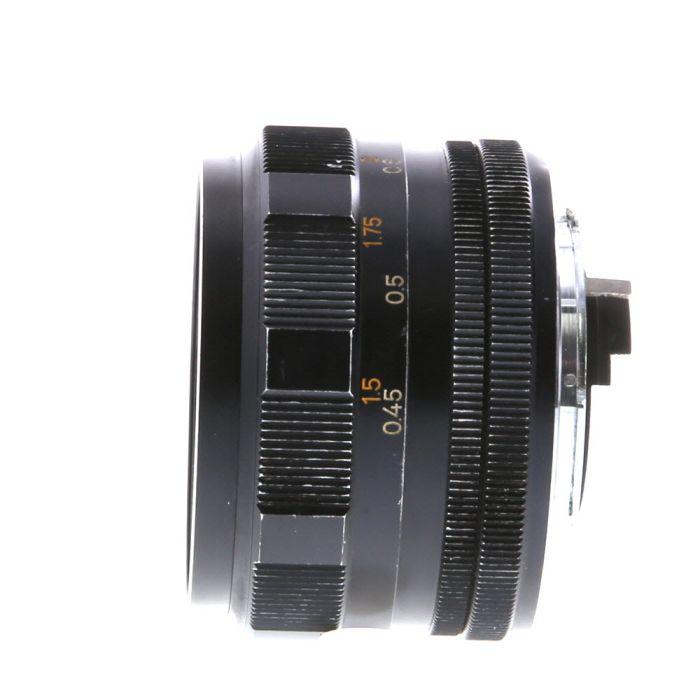 Konica 52mm f/1.8 Hexanon AR Mount Lens {55}