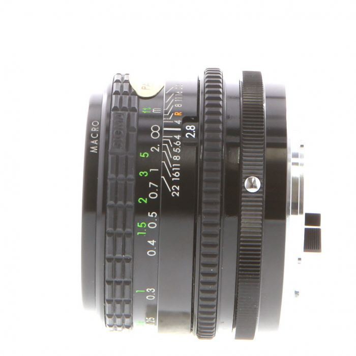 Sigma 24mm F/2.8 Macro Super-Wide AE EE Lens for Konica {52}